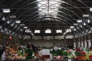 Indoor Produce Market in St. Petersburg