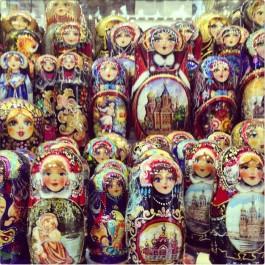 Russian dolls!