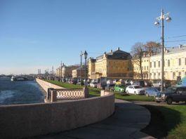 Beautiful view of a wonderful city