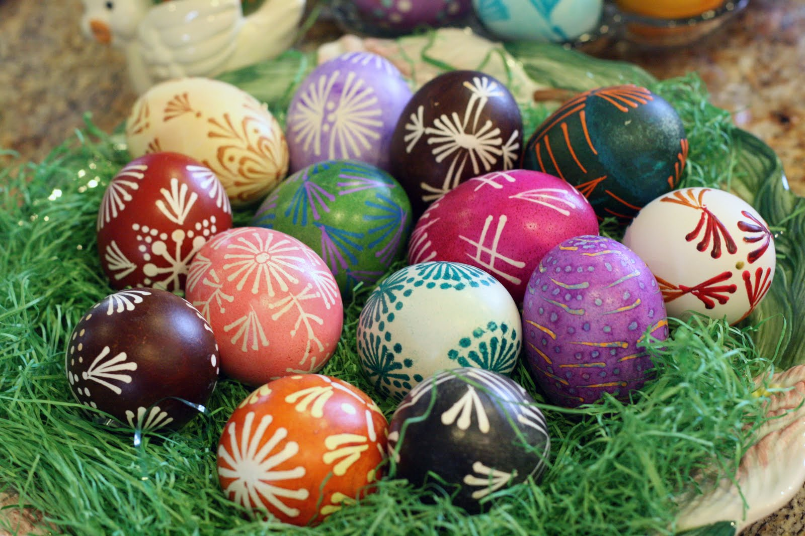 Image result for traditional lithuanian easter egg