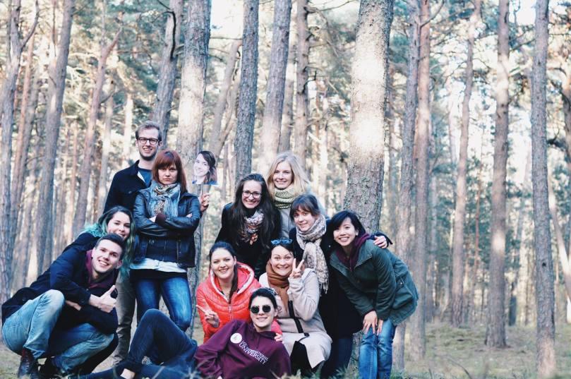 new study abroad interns