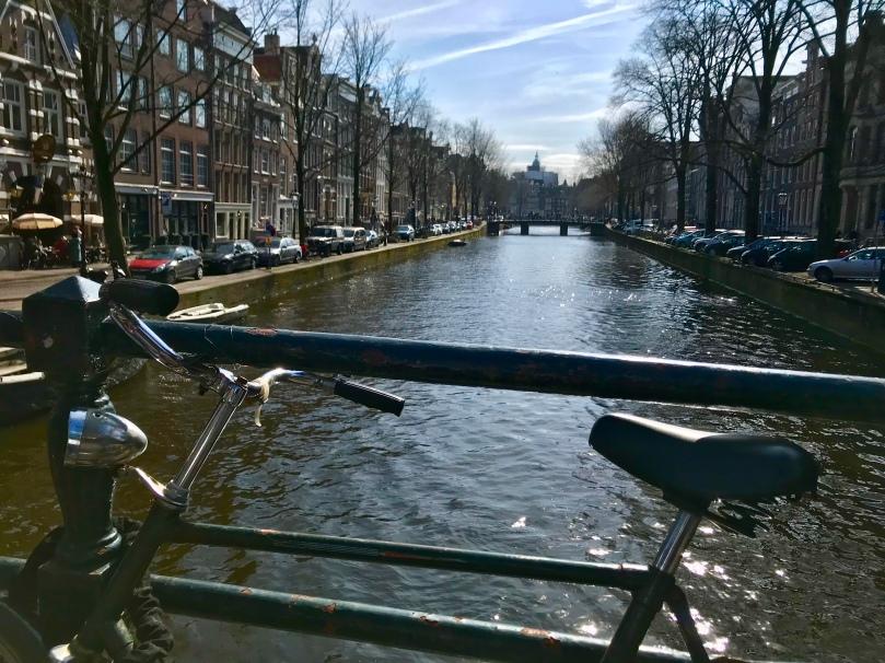 Amsterdam: Kristina